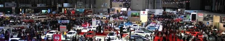 Sajam automobila Ženeva 2014