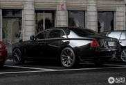 Un Rolls-Royce Ghost sinistru isi face aparitia Zurich