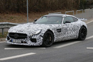 Spyshots: Mercedes-AMG GT R