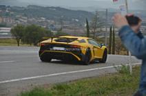 Nieuwe Lamborghini SuperVeloce verschijnt op Circuit de Catalunya