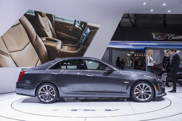 Geneva 2015: the brutes from Cadillac