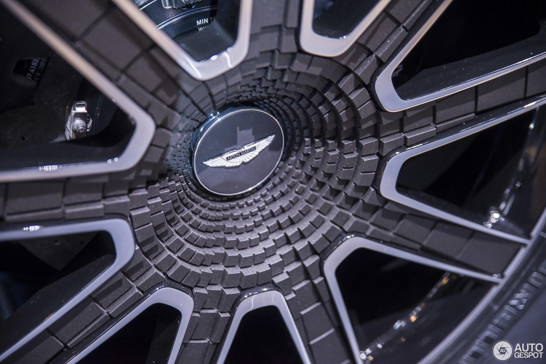 Amg Gt Concept >> Genève 2015: Aston Martin DBX Concept