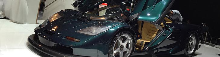 Ženeva 2015: stigli su prvi automobili!