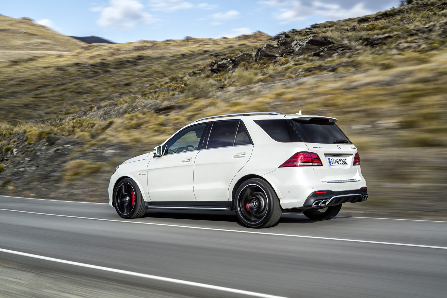 Mercedes benz ml is renamed to mercedes amg gle 63 for Mercedes benz ml amg
