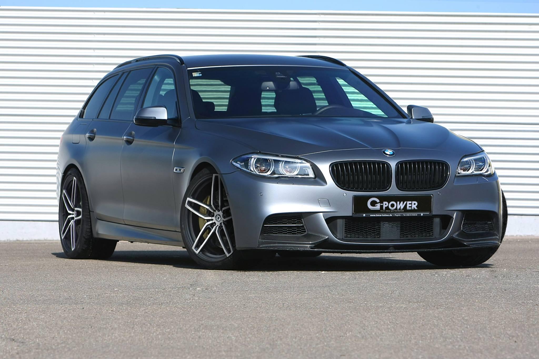 G Power Vestig Wereldrecord Met Snelste BMW Met Dieselmotor ...