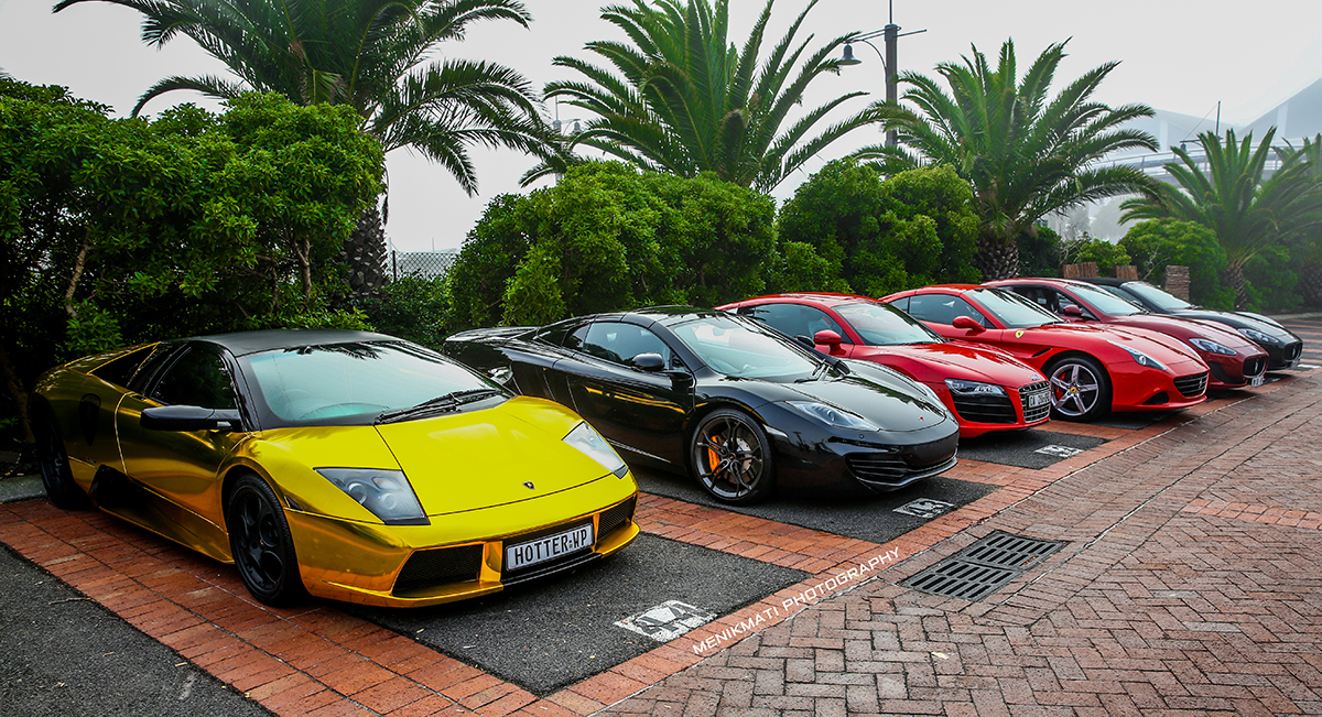 Ferrari South Bay >> Event: Last Lion Lifestyle Supercar run