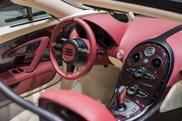 Geneva 2015: Bugatti Veyron 16.4 Grand Sport Vitesse La Finale