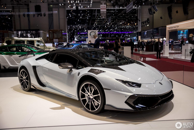 Genève 2015: Mansory Lamborghini Huracán LP610 4 ...