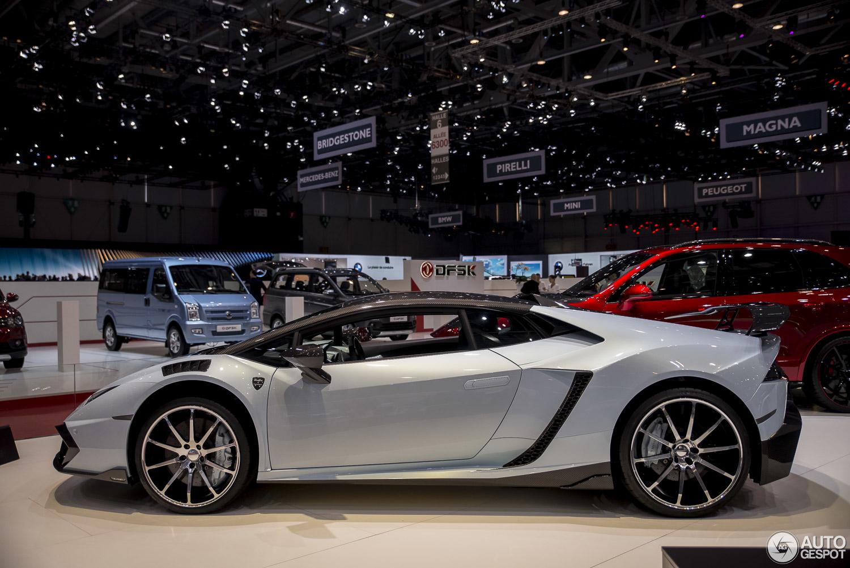 ... Genève 2015: Mansory Lamborghini Huracán LP610 4 ...