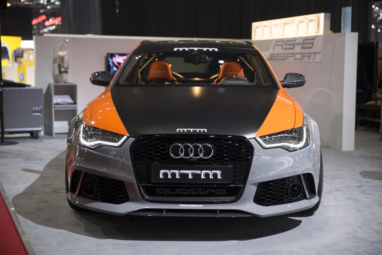 Geneva 2015 Mtm Audi Rs6 Avant Clubsport