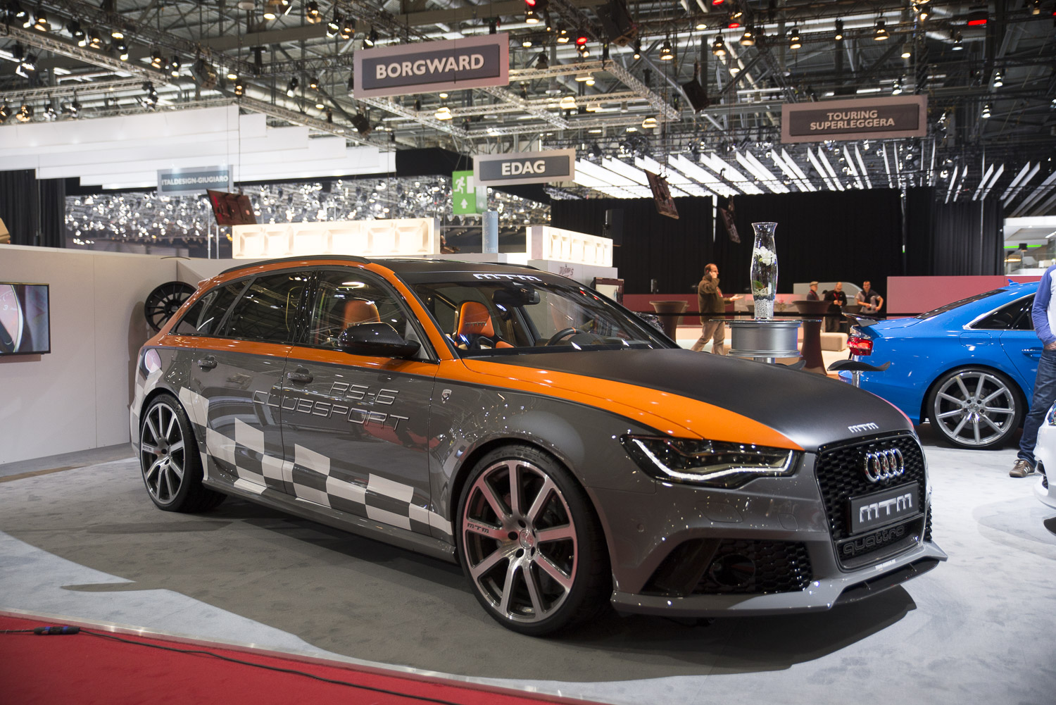 geneva 2015 mtm audi rs6 avant clubsport. Black Bedroom Furniture Sets. Home Design Ideas