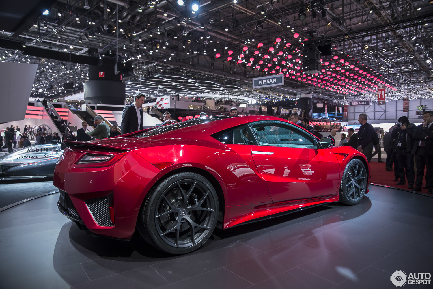 geneva 2015 honda nsx. Black Bedroom Furniture Sets. Home Design Ideas
