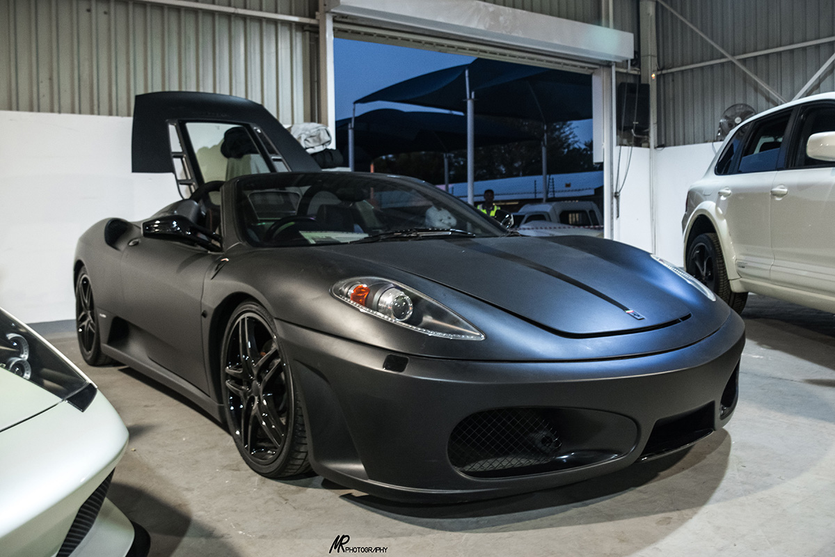 Rare Supercars Auction South Africa