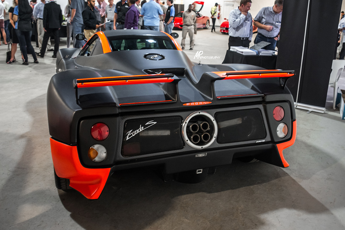 Saleen S7 For Sale >> Rare supercars auction South Africa