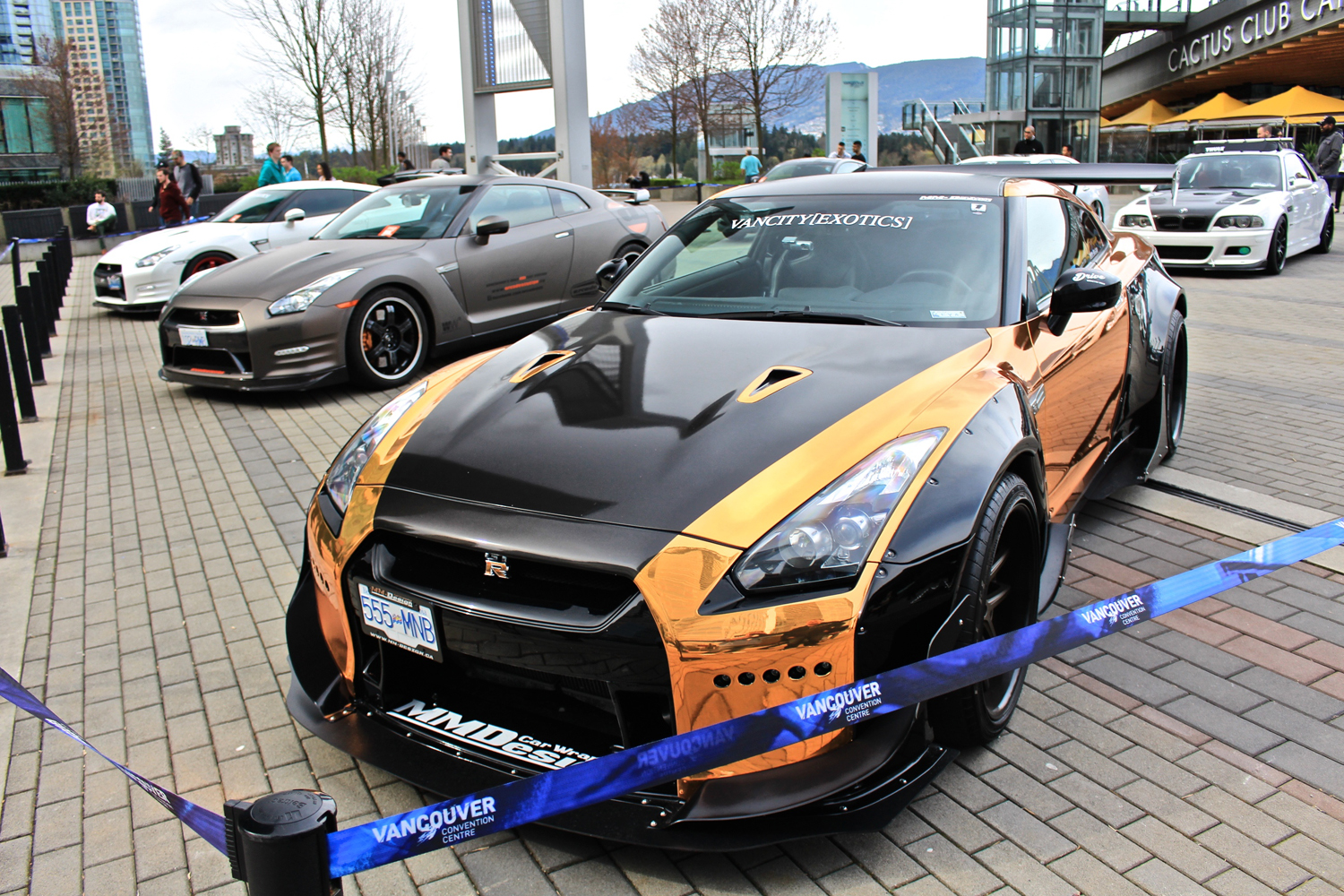Event Vancouver International Autoshow 2015