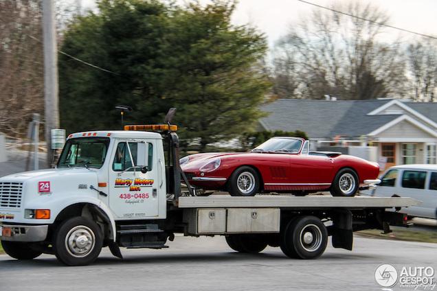Ferrari 275 GTB/4 NART Spyder: echt of nep?