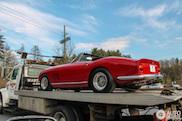 Zagadkowe Ferrari 275 GTB/4 sfotografowane w USA