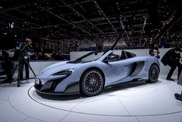 Geneva 2016: McLaren 675 LT Spider