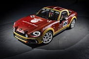 Abarth 124 rally: Skorpion wraca na oesy