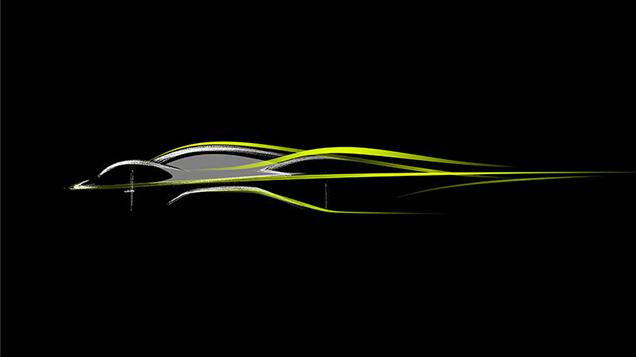 Aston Martin en Red Bull ontwikkelen hypercar
