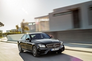 Mercedes-AMG E 43 4MATIC: na rozgrzewkę