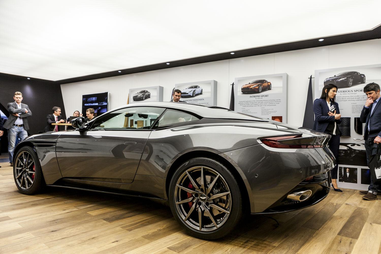 Geneva 2016 Aston Martin Db11