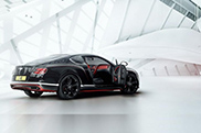 Bentley Continental GT Black Speed: na życzenie