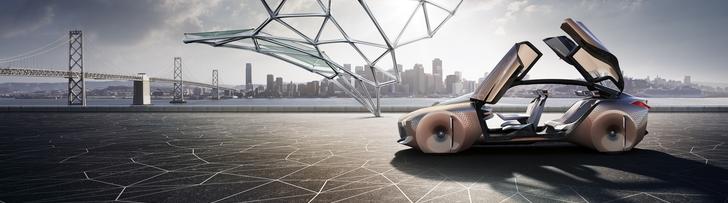 BMW VISION NEXT 100: wiek rozwoju