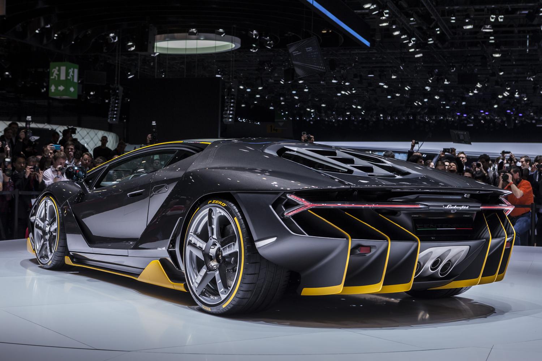 Genève 2016: Lamborghini Centenario