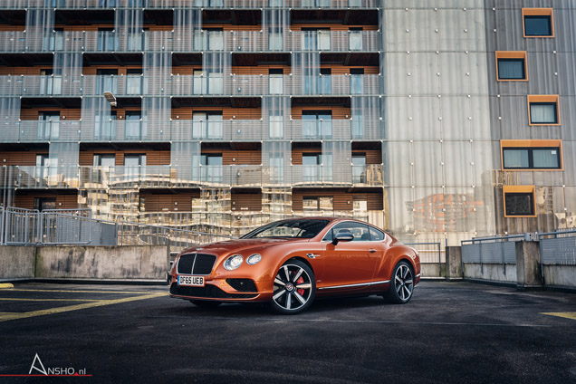 Gereden: Bentley Continental GT V8 S