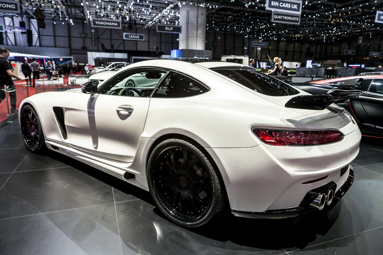 Genève 2016: Mercedes-AMG GT S FAB Design Areion
