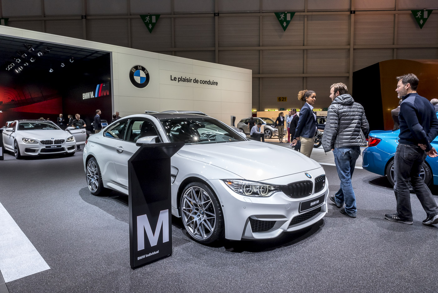 Genève 2016: BMW M3/M4 Competition Pack