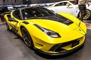Geneva 2016: Mansory 4XX Siracusa
