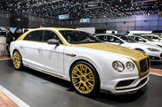 Geneva 2016: Mansory Bentley Flying Spur