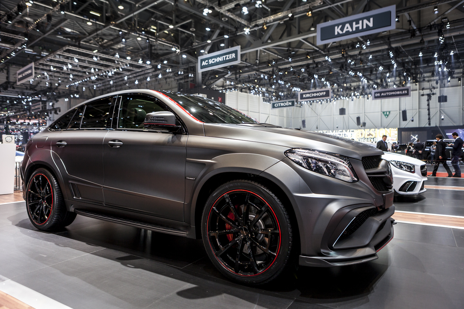 geneva 2016 mansory gle 63 coup. Black Bedroom Furniture Sets. Home Design Ideas