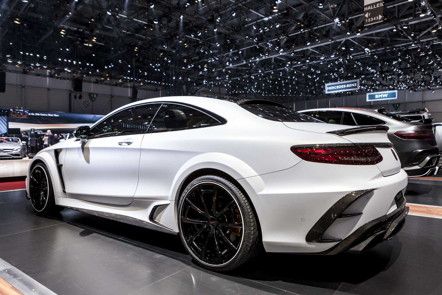 geneva 2016 mansory s class coupe platinum edition. Black Bedroom Furniture Sets. Home Design Ideas