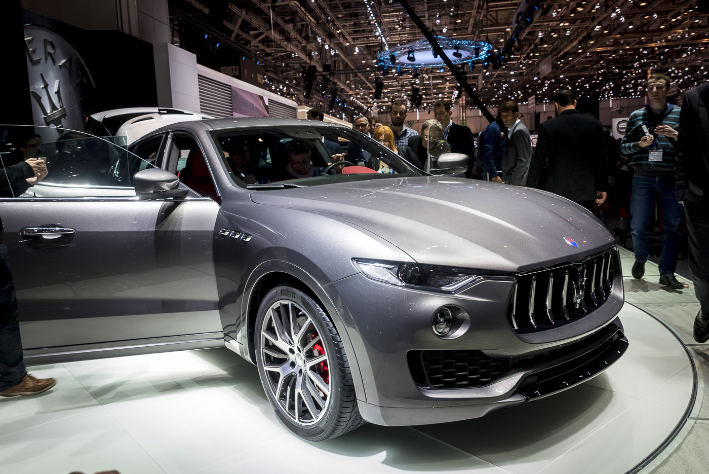 Maserati Suv For Sale >> Geneva 2016: Maserati Levante