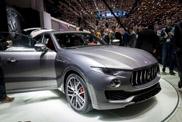 Geneva 2016: Maserati Levante