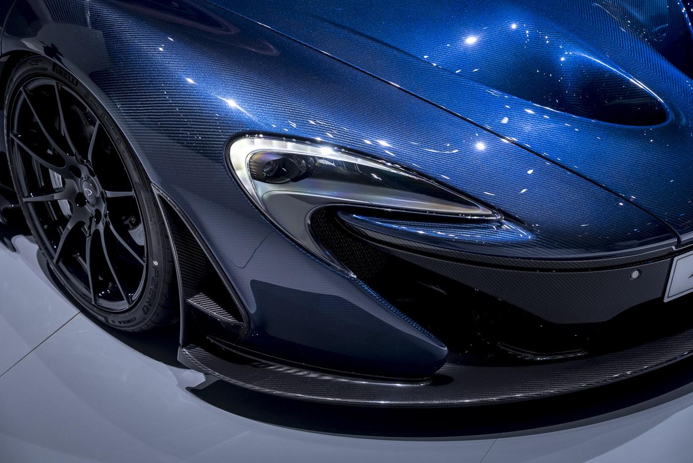 Genève 2016: McLaren P1 MSO