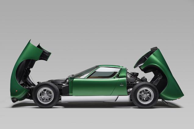 Lamborghini Miura: 50 lat ikony