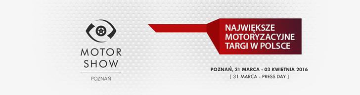 Polskie premiery na Motor Show 2016