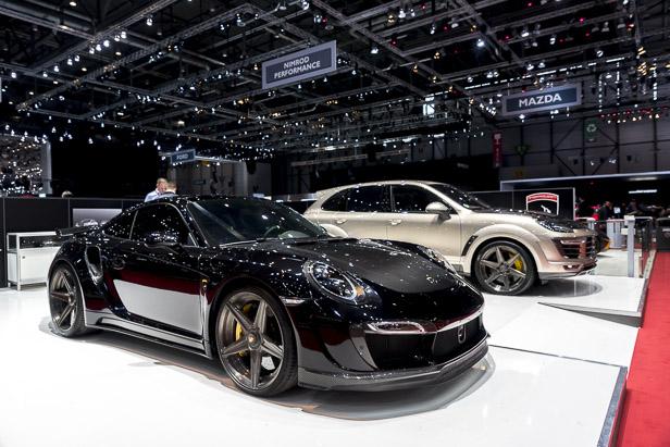Genève 2016: TopCar Stingray GTR