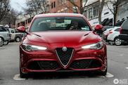 Alfa Romeo Giulia Quadrifoglio is gaining popularity in the USA