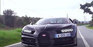 Movie: First online review of the Bugatti Chiron