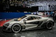 Geneva 2017: FAB Design 570S Vyala