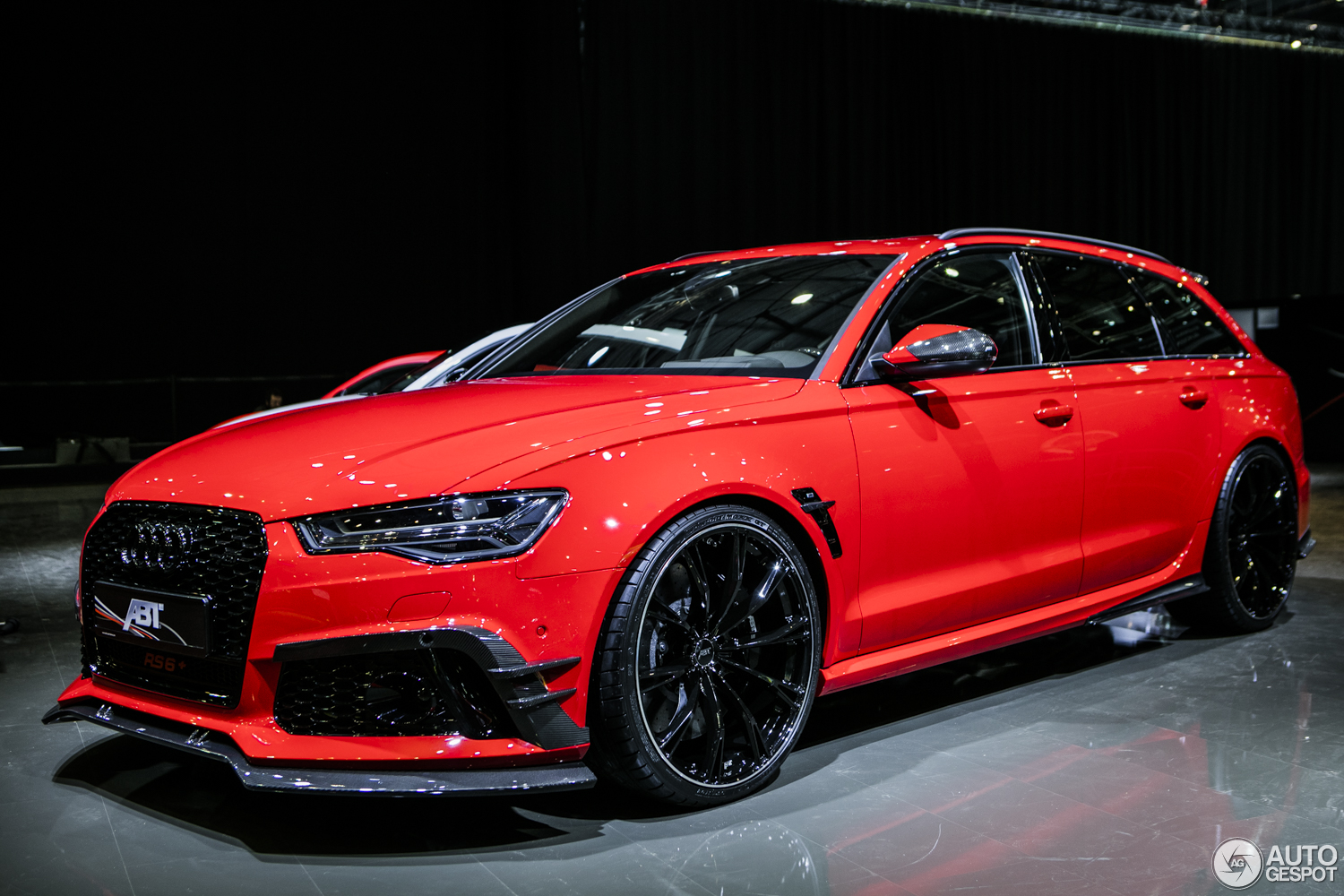 Geneva 2017: ABT impresses with the RS6-R