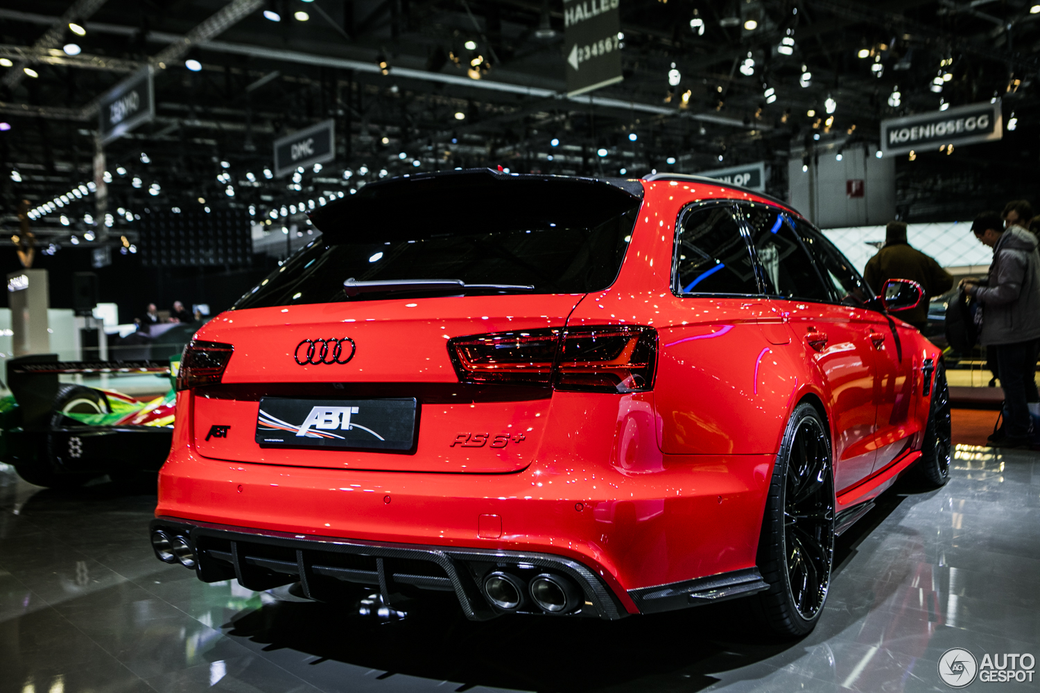 Audi Rs 8 2017 >> Geneva 2017: ABT impresses with the RS6-R