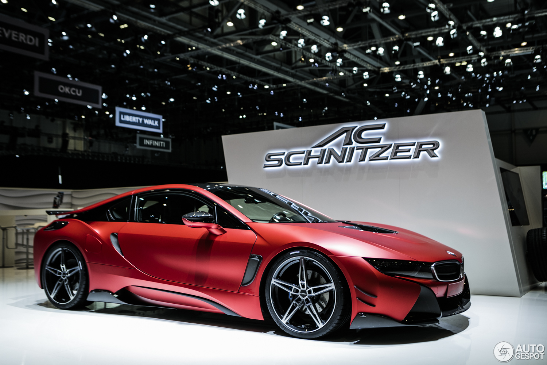 Geneva 2017 Ac Schnitzer I8