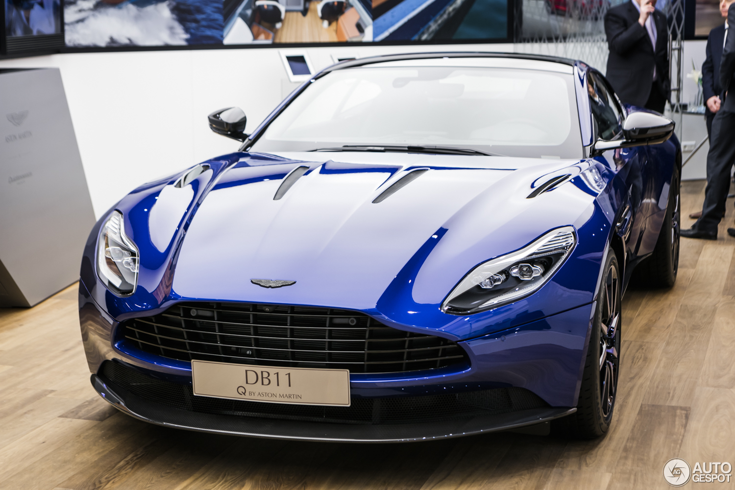 Geneva 2017 Aston Martin Db11 By Q Make Your Own Beautiful  HD Wallpapers, Images Over 1000+ [ralydesign.ml]