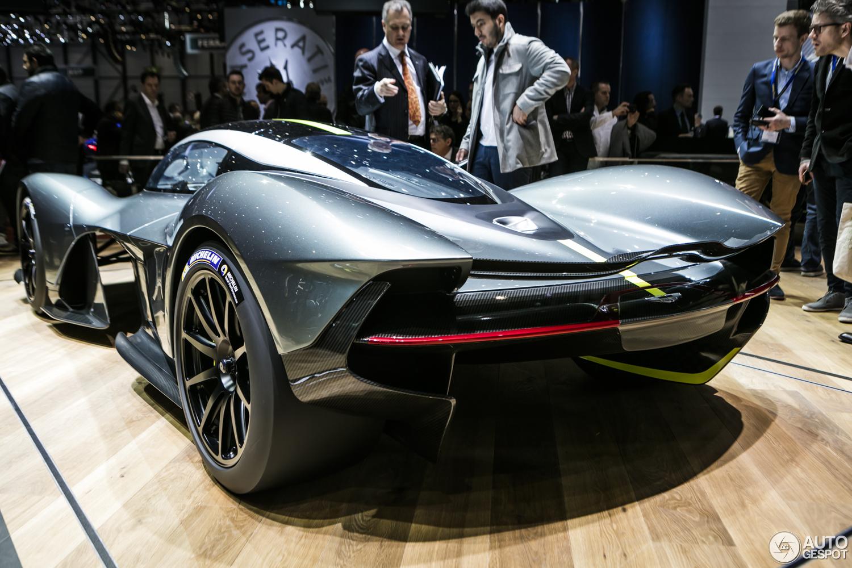 Gen 232 Ve 2017 Aston Martin Valkyrie